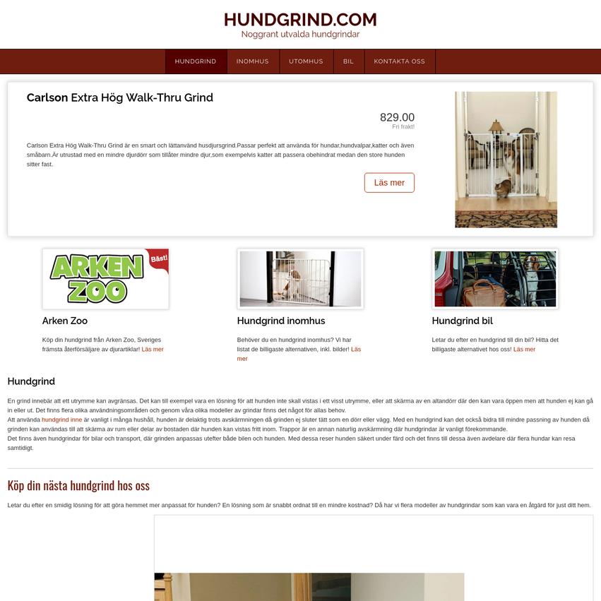 Hundgrind.com
